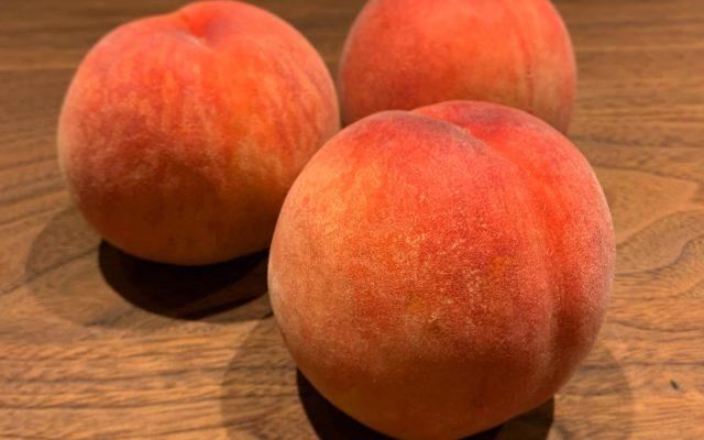 【加工業者様募集中】<br>規格外の飯南桃あります。